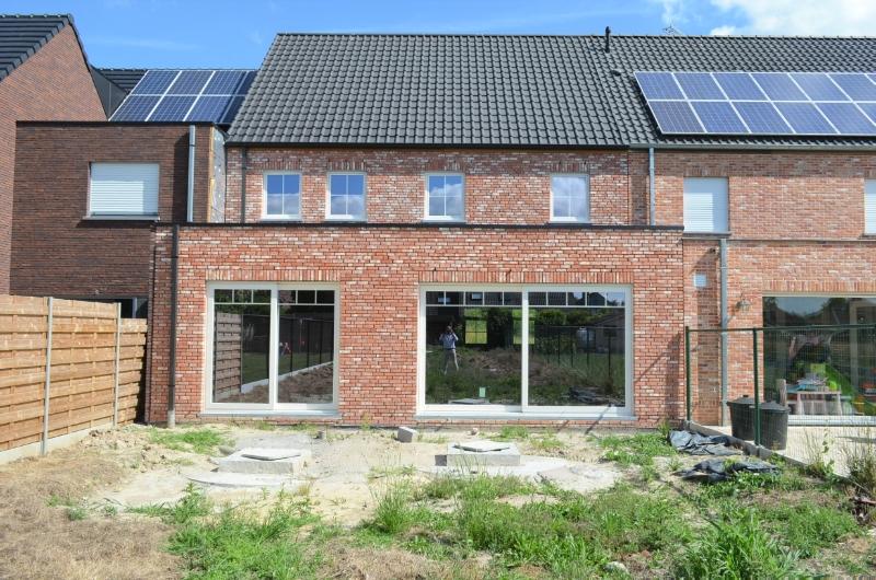 Nieuw te bouwen landelijke woning met kwalitatief hoogstaande afwerking te Ledegem.