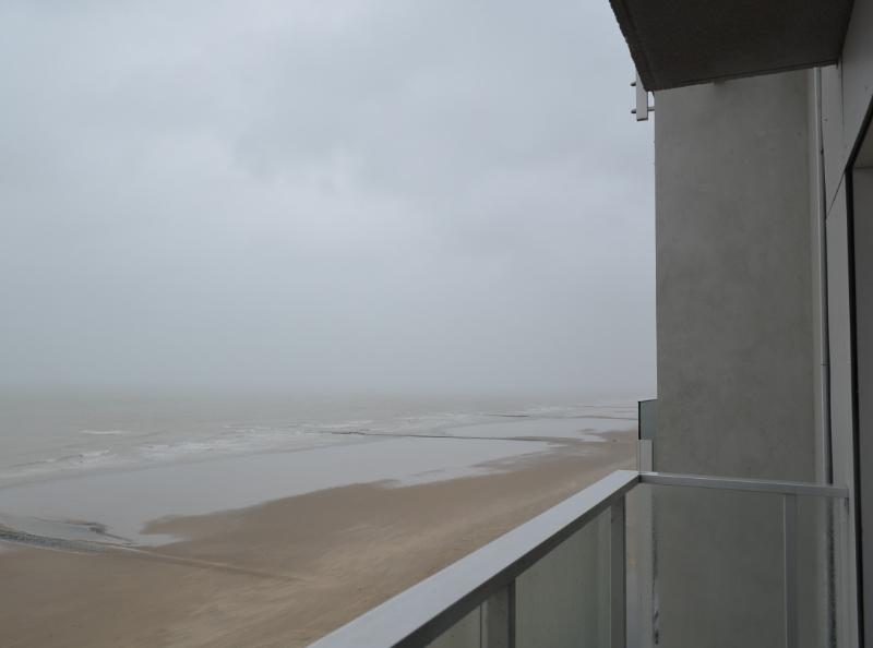 Verzorgd appartement met panoramisch uitzicht op de zee te Westende.