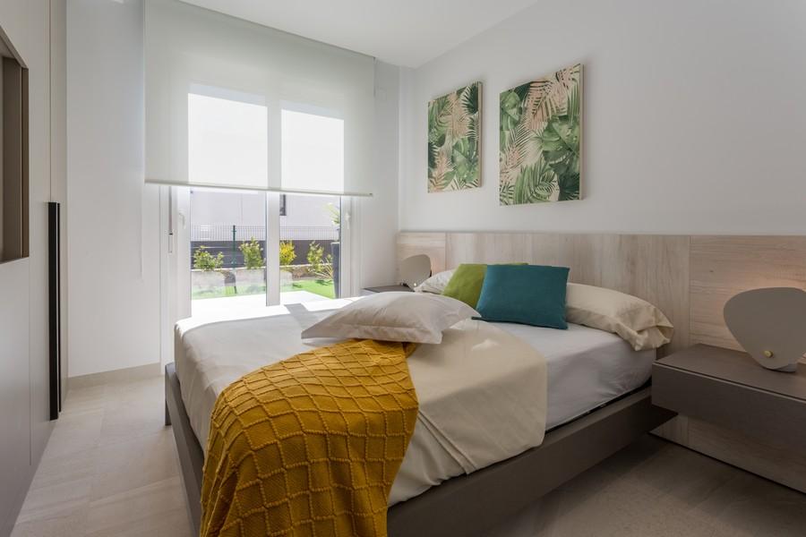 Moderne villa's gelegen in Algorfa aan La Finca Golf