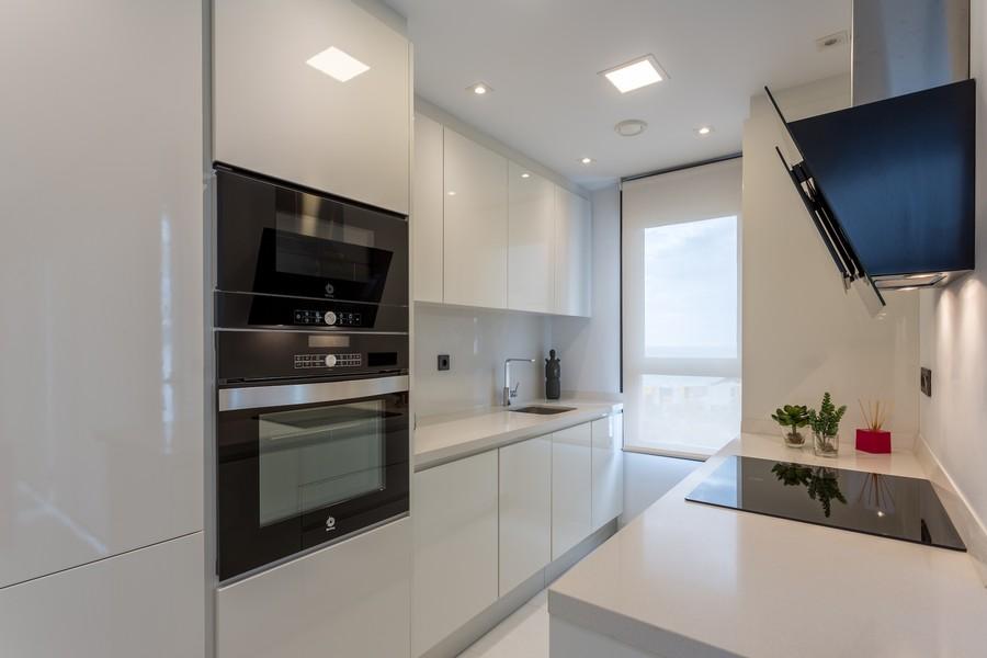 Luxueuze appartementen met zeezicht gelegen in Mil Palmeras