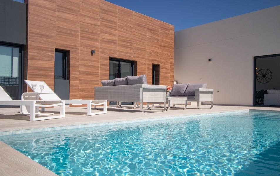 Luxueuze en moderne villa's vlakbij het prachtige La Finca Golf Resort in Algorfa