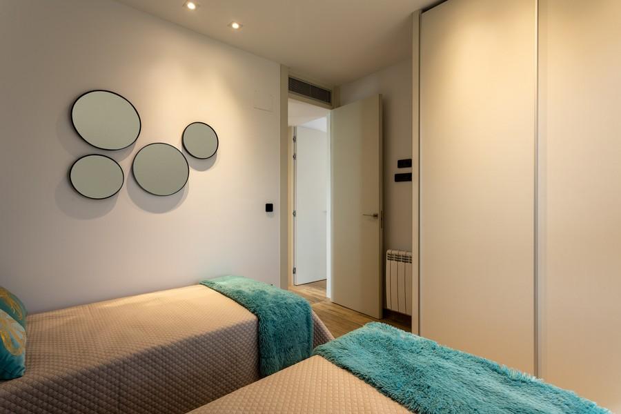 Nieuw wooncomplex met luxueuze appartementen nabij het strand