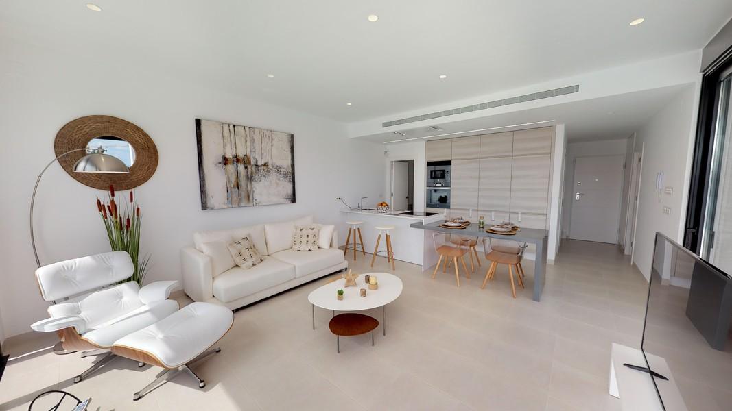Prachtige, moderne villa's gelegen in Sucina