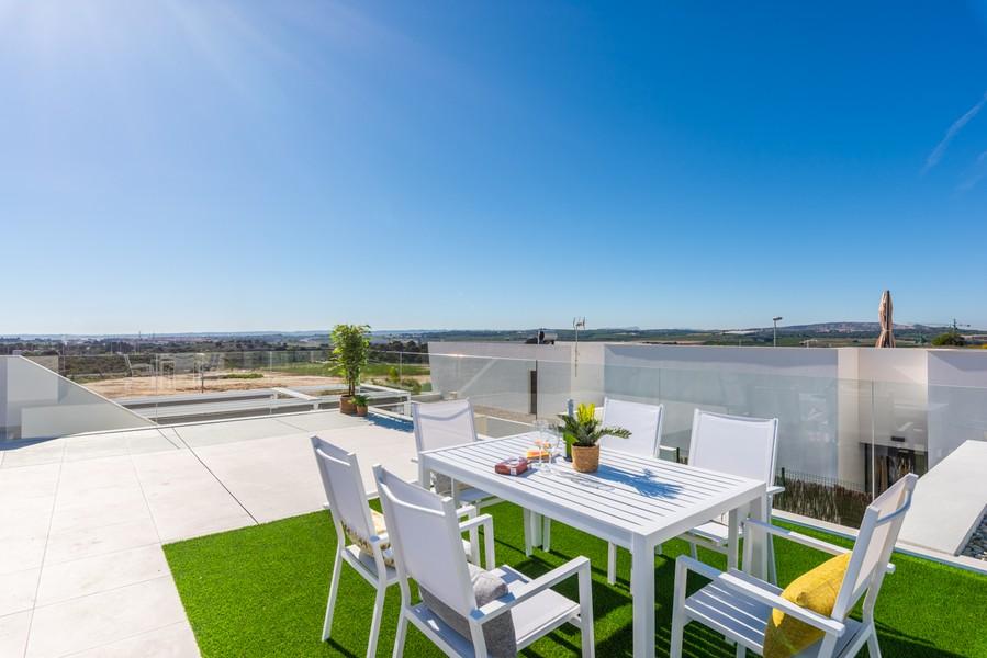 Villa's met prachtig uitzicht over de ganse omgeving